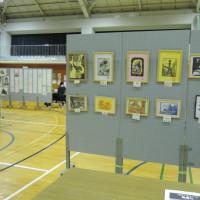 中学校展示会とJAM