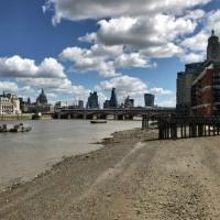 River Thames 南岸