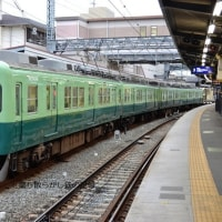 京阪 中書島(2012.6.12) 4番線停車 旧塗装2620F