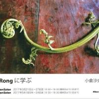 小倉沙央里写真展 Rongに学ぶ juna21 新宿/大阪ニコンサロン