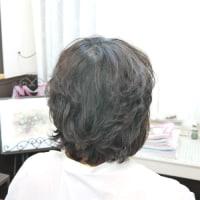 抗がん剤治療後のヘアスタイル