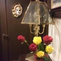シャンソン歌手リリ・レイLILI LEY  シャンソン稽古部屋の花達12月