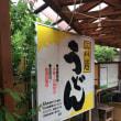 讃岐うどんと神戸のカレー