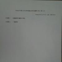 議会定例会(3日目)