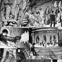漫画「ブラム!」 その怒りを銃に込めろ!激闘王キリイ 生電社VSキリイ