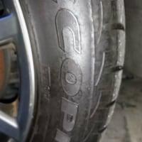 NEOドッグ入り&牽引車タイヤ交換