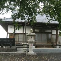 009足利市高松町、長昌寺の庚申塔(最寄り:多々良駅)