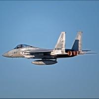 入間航空祭(F-15J帰投編)
