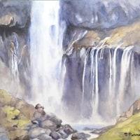 華厳の滝 F(10)