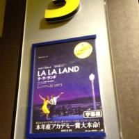 ラ・ラ・ランドを見たのだった。