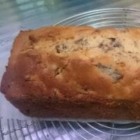 イチヂクと胡桃のパウンドケーキ2