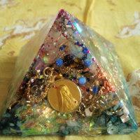 3つ目のピラミッド完成しました