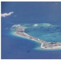南沙諸島の軍備施設