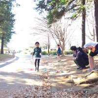 【駒沢公園・午前】12/10 練習