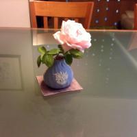 剣山が使えない花瓶には。