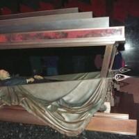 「レーニン廟」破壊か?レーニン埋葬法案が提出