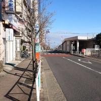 今日の行き止まり 西武多摩川線 是政駅 その4