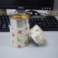 オリジナル茶筒