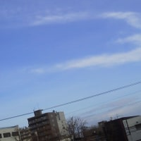 2016/12/4   午前10時半札幌の空模様