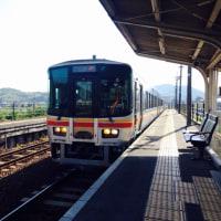 姫新線の太市駅☆