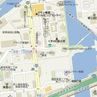2月の東雲:りんかい線東雲駅と東雲二丁目地区の周辺 PART2
