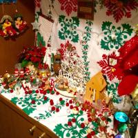 今年もクリスマス飾りを♫