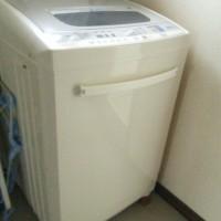 洗濯機 復活~