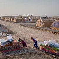 イラクのモスル旧市街で、約40万人が身動き取れず!