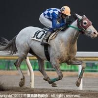 濱田達也騎手とラクルース(山中尊徳厩舎)