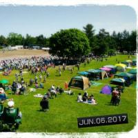 夏フェスのような運動会