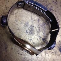 時計のブレスレットの改良