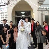 ともちゃん結婚式!