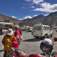 ネパールのジョムソン街道の旅--6