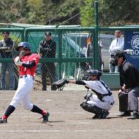 春季中体連軟式野球競技