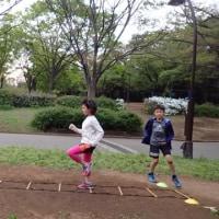エリートクラス  4/26 練習