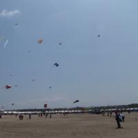 第29回内灘町世界の凧の祭典