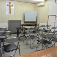 1月1日の礼拝は新会堂でします