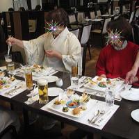 上野でオフ会・新年会・女子会、そして横浜案内