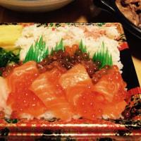 デパートの北海道展と肉展でロカボ生活246日目な夜ご飯