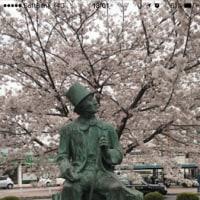 倉敷チボリ公園のアンデルセン像が「ポケストップ」になってるぞ!