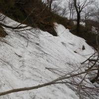 東北遠征☆秋田市の名峰 太平山は雪山でした