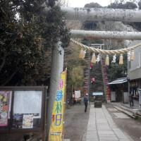 ビッグひな祭り明けの勝浦朝市