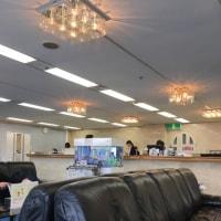 国際センターのクリニック改装