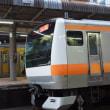 2017年7月25日,今朝の中央総武緩行線 E231-0番台