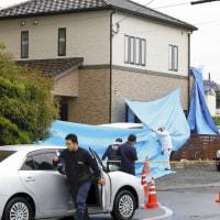 福岡県小郡市の母子3人死亡 殺人??か