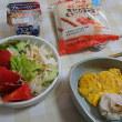 自宅療養:7月22日朝食