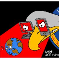 CIA、Mac侵入ツール開発か 新品iPhone感染も---。