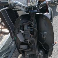 ヤマハ ビーノXC50 リモコン付 SA37J  カウル交換