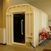 はくば整骨院は横浜で唯一高気圧酸素ルーム内での施術を受けられる整骨院です!
