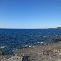 F700GSでふらり室戸岬まで・・・海が輝いてたぞ!